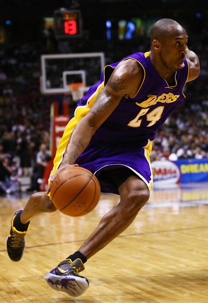 Kobe Bryant's 24 Best Shoes in #24 | Nice Kicks