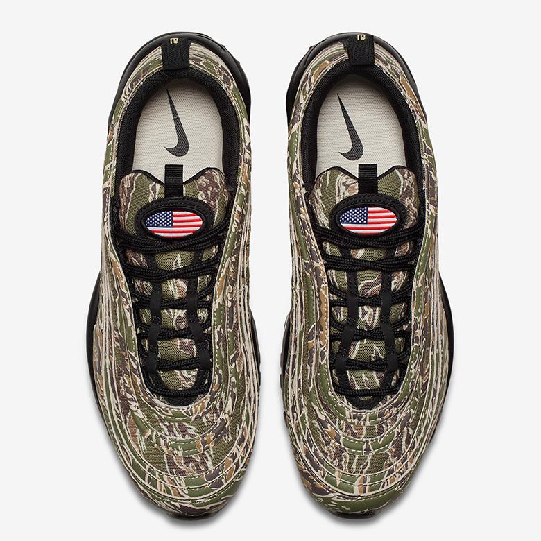 "Nike Air Max 97 ""Country Camo USA"""