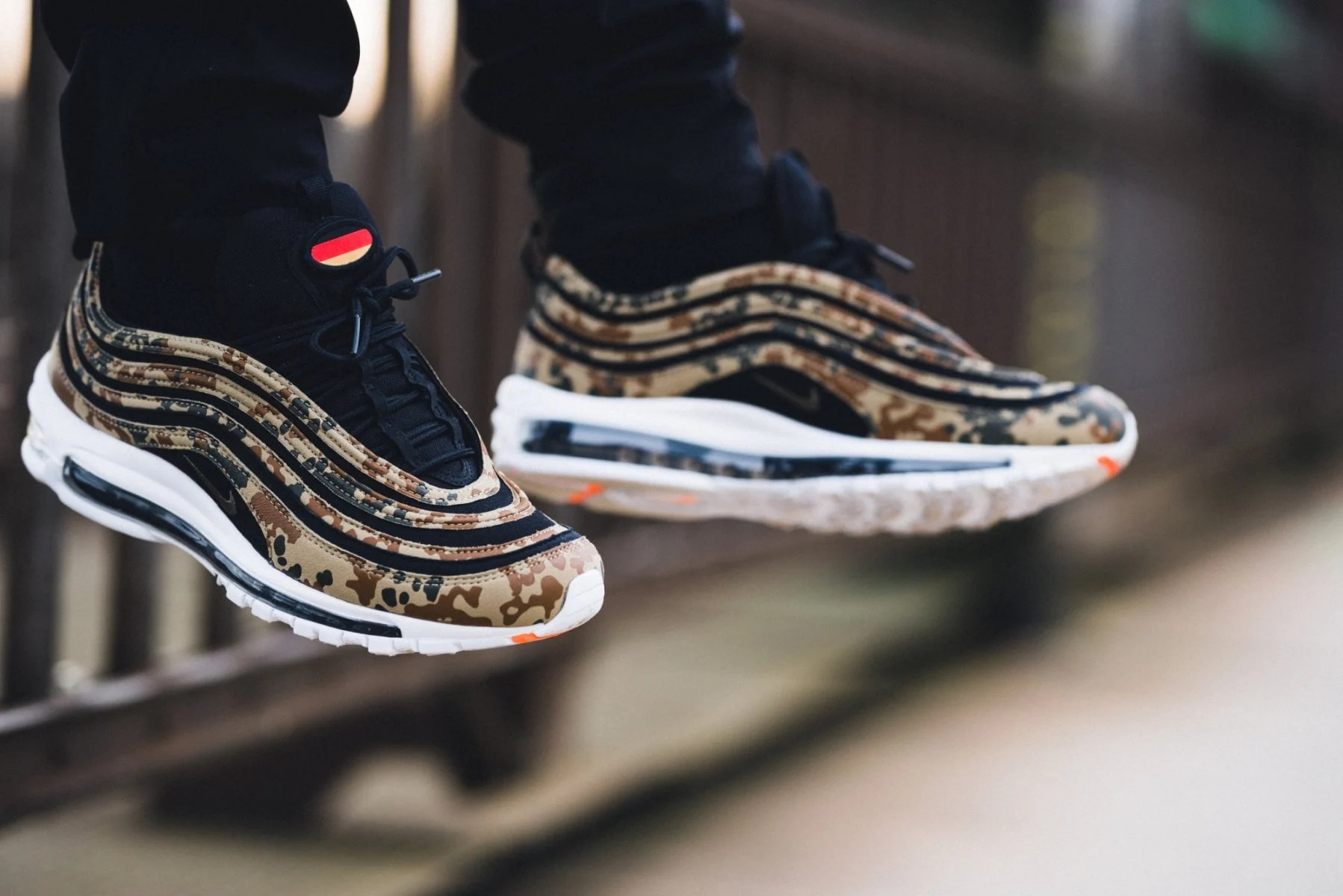 "... 2017 Nike Air Max 97 ""Country Camo"" ."