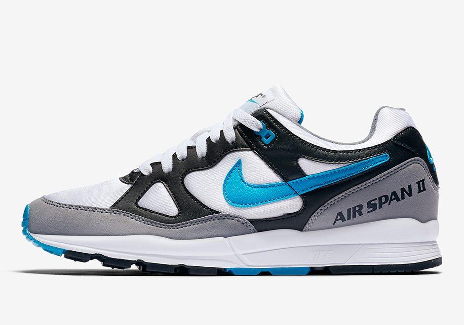 pretty nice 84073 ead42 Nike Air Span II OG