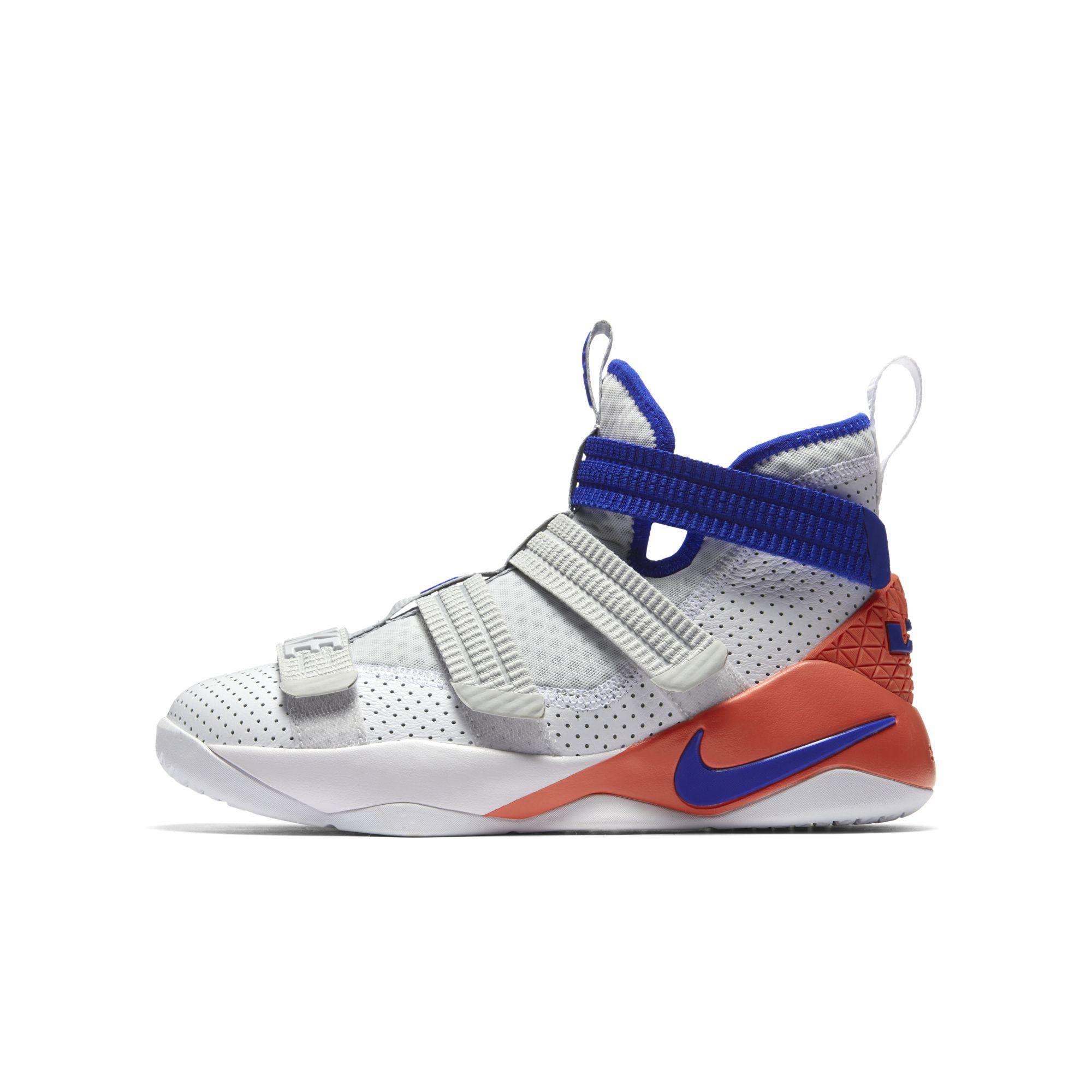 6fad577e1d5b Nike LeBron Soldier 11 GS
