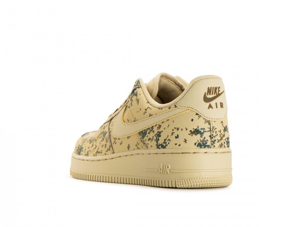 "Nike Air Force 1 Low ""Team Gold"""