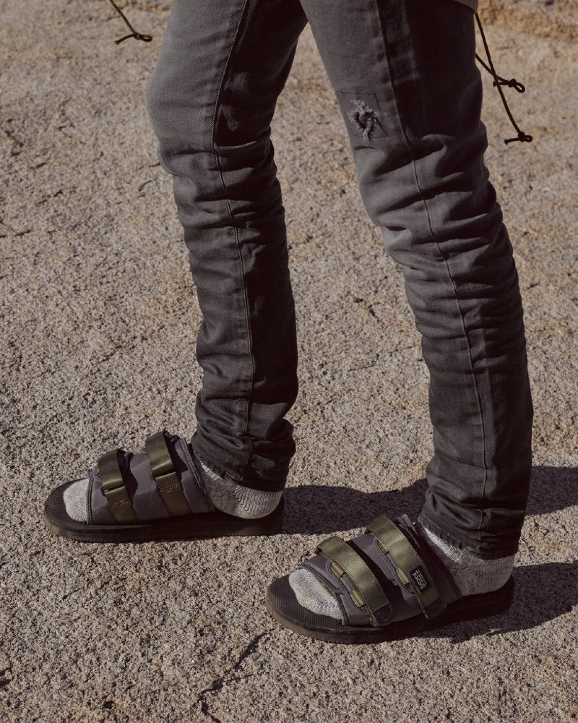 cb9d6a5779e0 John Elliot x SUICOKE MOTO Sandal John Elliot x SUICOKE MOTO Sandal