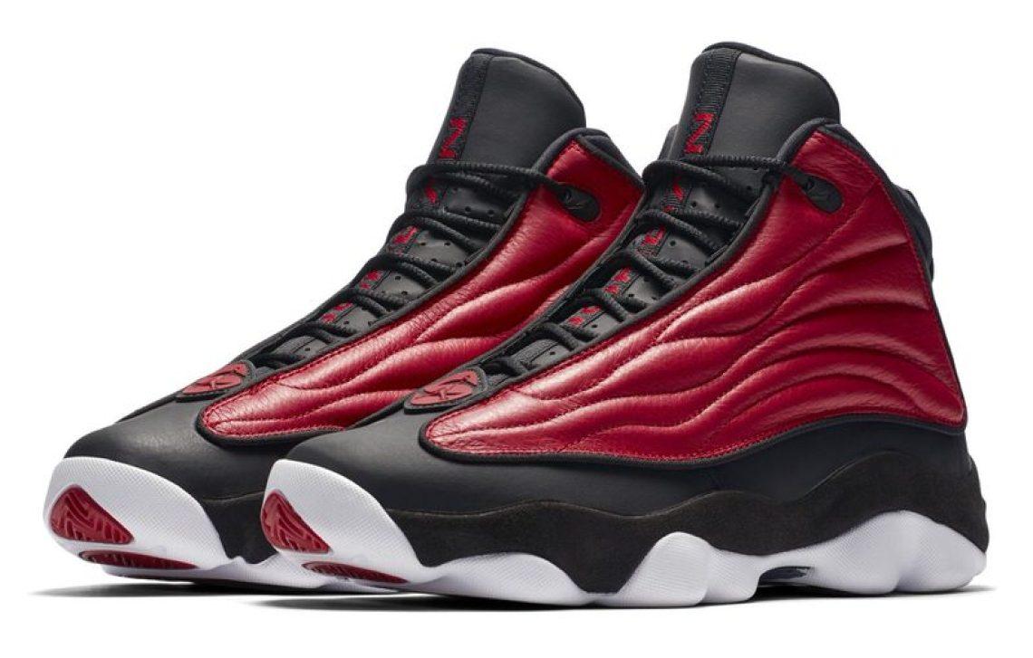 Jordan Pro Strong Gym Red/Black