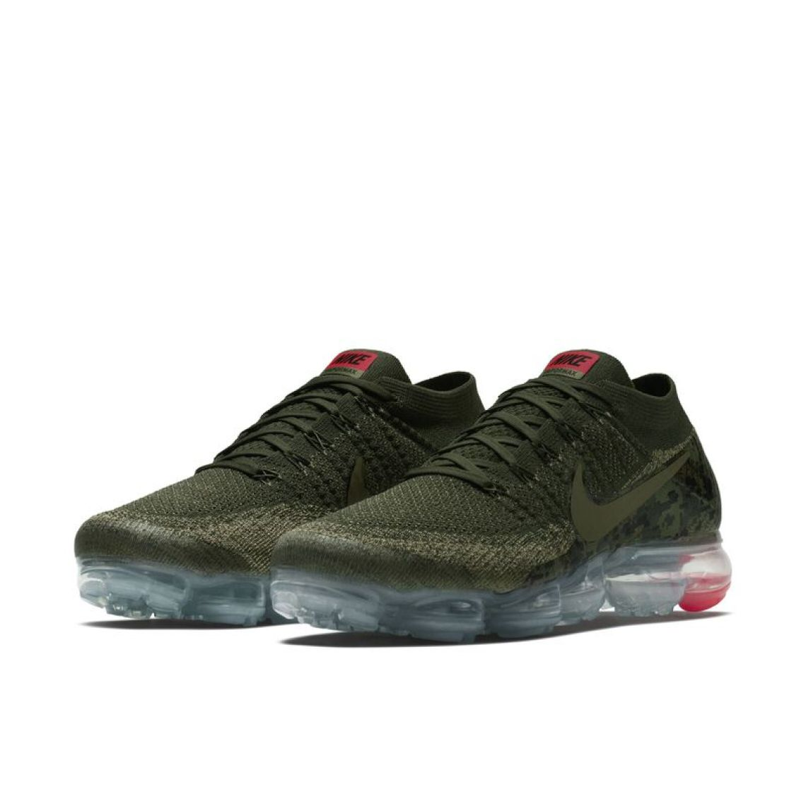 "Nike Air VaporMax Flyknit ""Neutral Olive"""