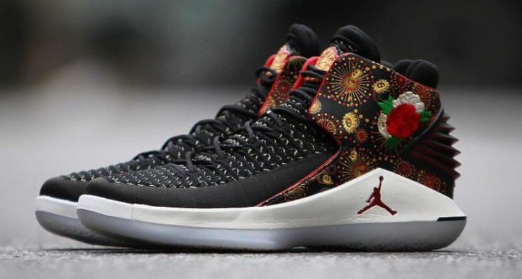 "Air Jordan XXX2 ""Chinese New Year"""