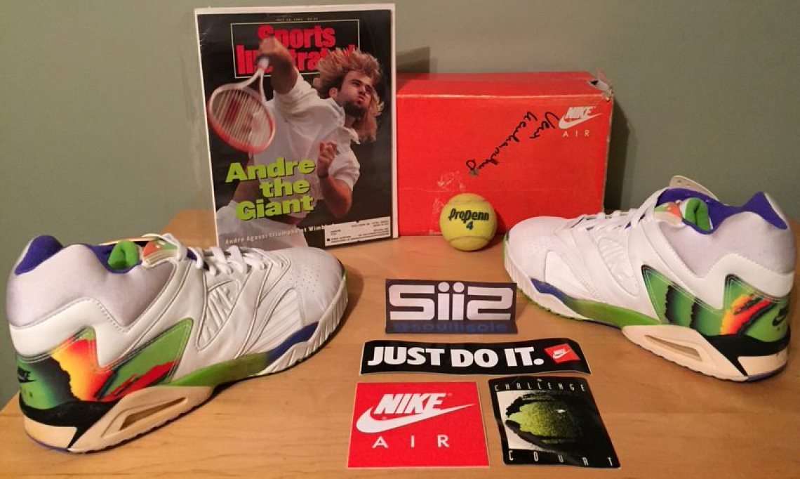 online retailer 1aaa3 ebb0e The Tech Challenge IV received a retro treatment first in 2000 in the  original kiwi colorway as well as more recently in several new colorways as  well as ...