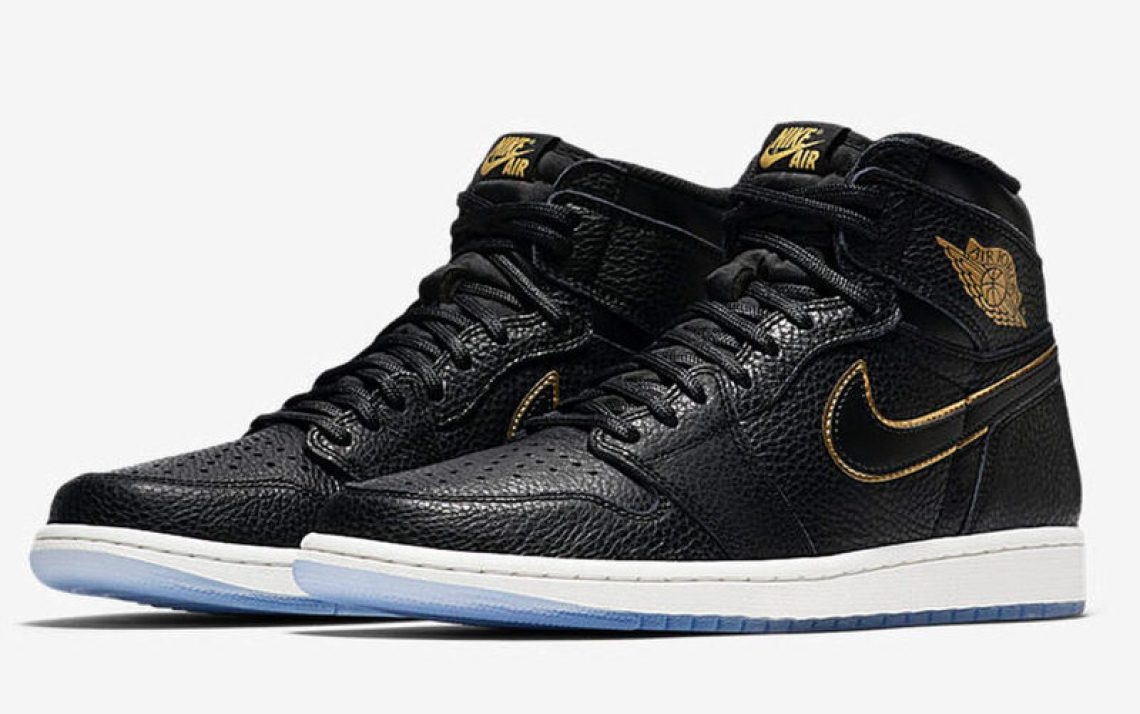 "Air Jordan 1 ""Los Angeles"""