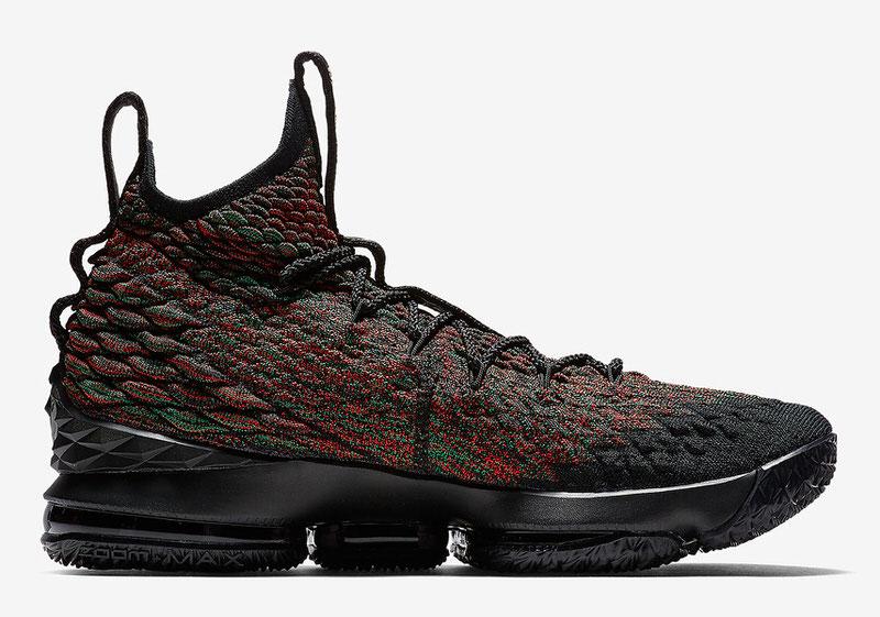 """... Nike LeBron 15 """"BHM"""""""