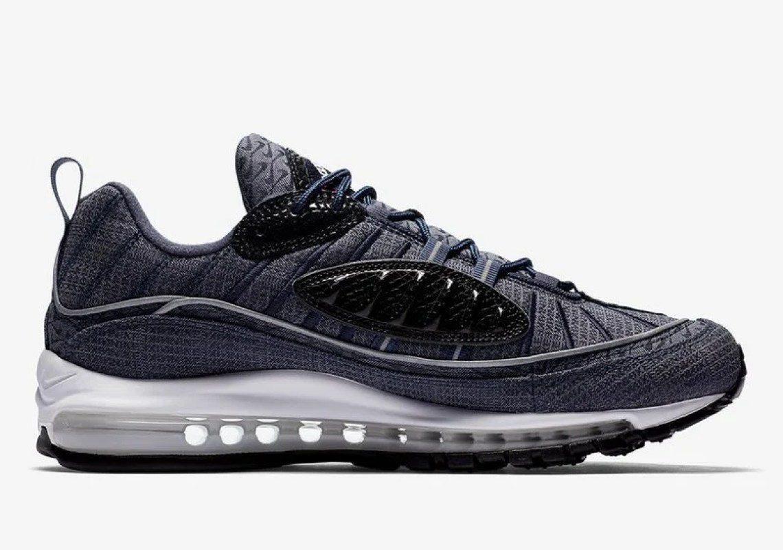 "Nike Air Max 98 ""Thunder Blue"""