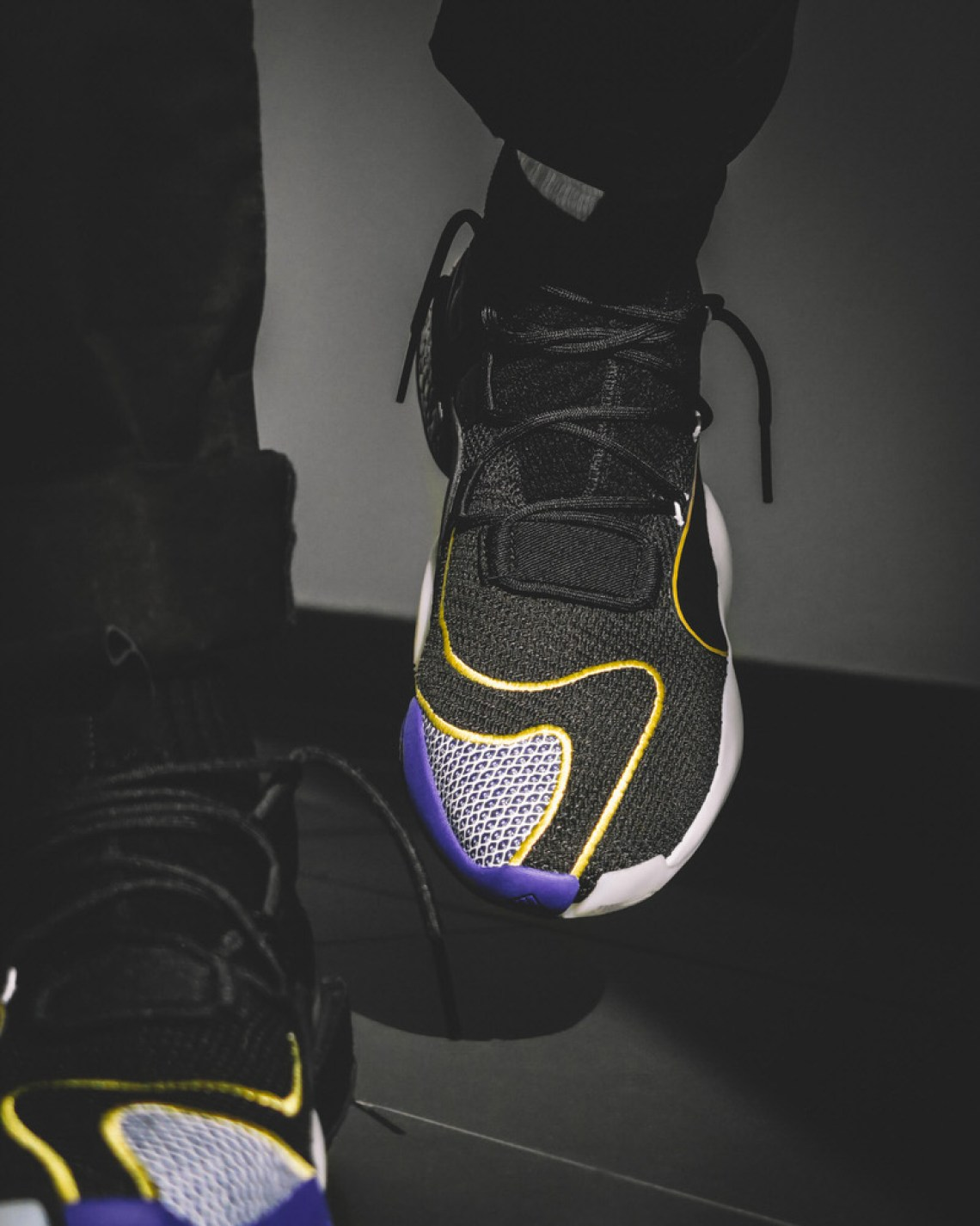 a7d8ceabc9903 The Adidas Crazy BYW X Delivers Style   Performance For A Modern ...