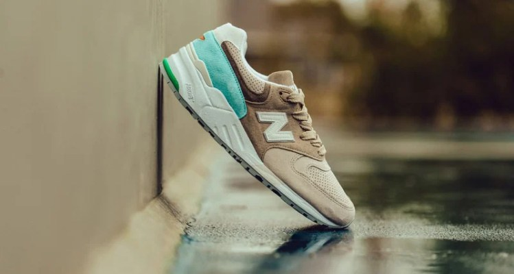 New Balance 999 Beige/Tan