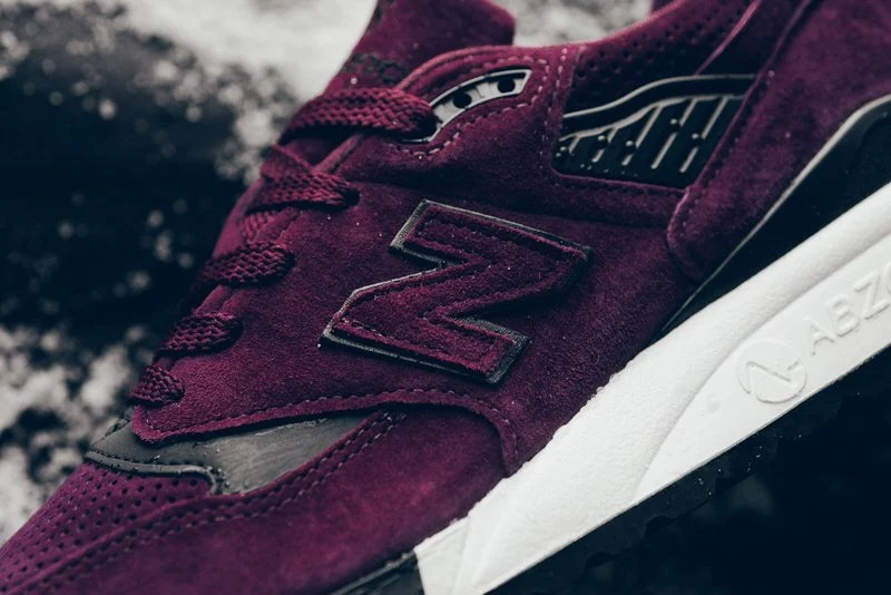 "New Balance 998 Made in USA ""Color Spectrum"""