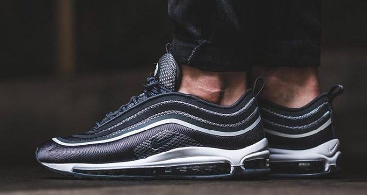 144078ace4 Nike Air Max 97 Plus Black White (Tune Up) Dropping Next Month