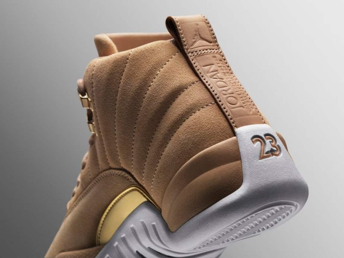 "sports shoes d5573 c678d Air Jordan 12 ""Vachetta Tan"" ..."