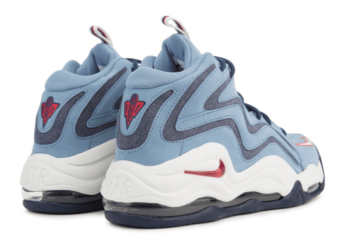 "Nike Air Pippen 1 ""Work Blue"""