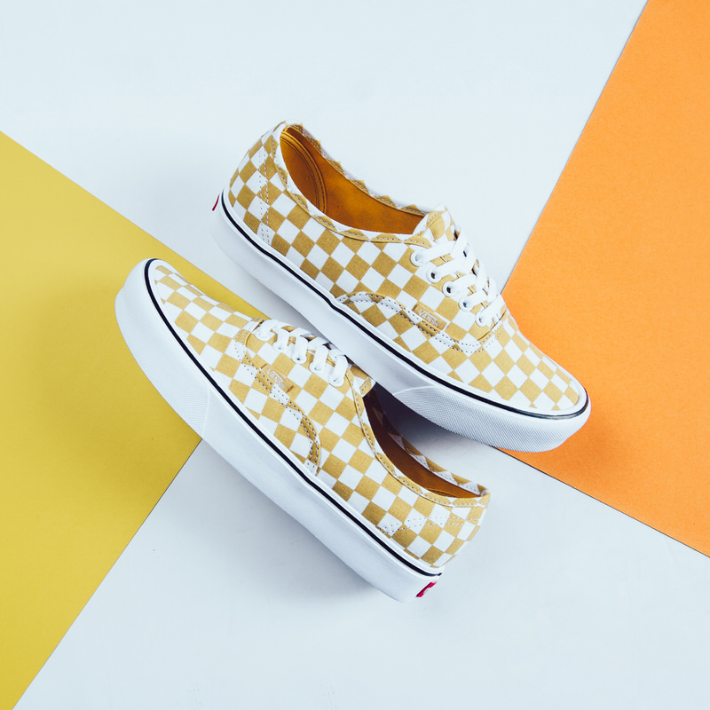 yellow checkered vans  9034e30a5