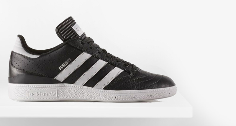 adidas Skateboarding Busenitz Pro Black White    Available Now ... f2bcbcab9