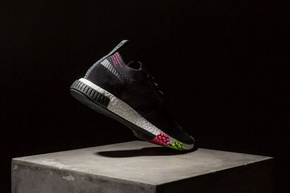 """a5254b64b5b0 adidas NMD Racer PK """"Core Black""""    Available Now"""