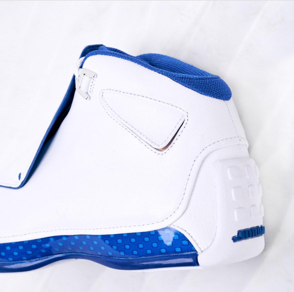 "Air Jordan 18 ""Sport Royal"""