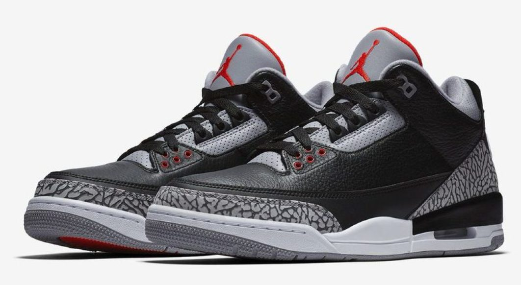 Air Jordan 3 Black Cement Release Date  f29462971