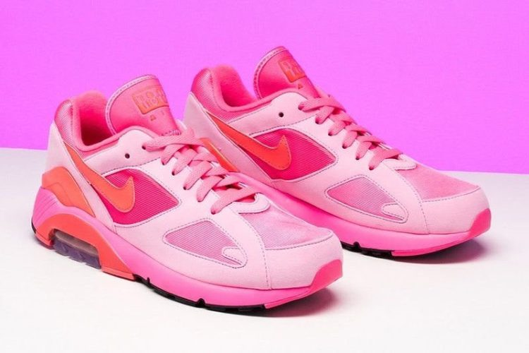 code promo 4cf7b ef895 COMME des GARÇONS x Nike Air Max 180 // Release Date | Nice ...