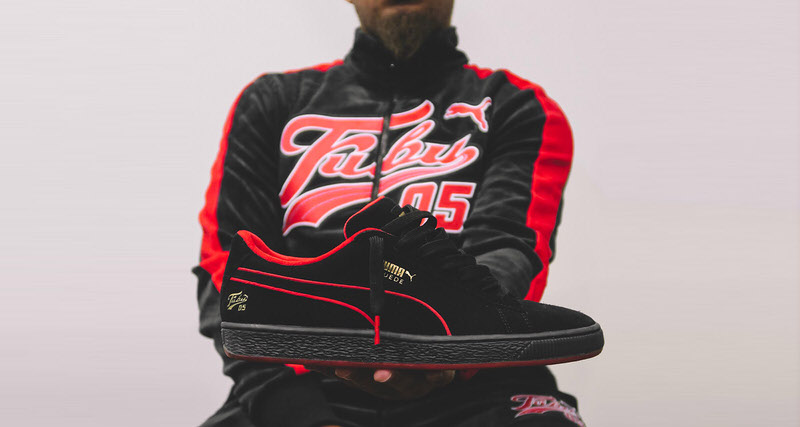 056cc2e9ae5c44 PUMA x FUBU - Streetwear Legends Collide For All Time Collection ...