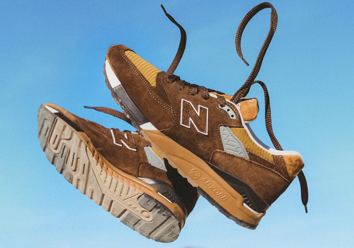 "J.Crew x New Balance 998 ""National Parks"" Pack"