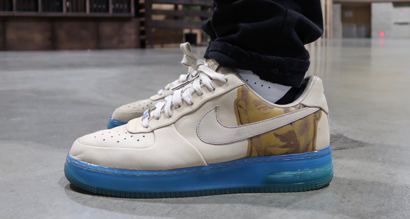 """best cheap 82646 66bd4 Best in Show    The  07 Nike Air Force 1 Low """"Kobe Bryant"""" at Agenda Long  Beach"""