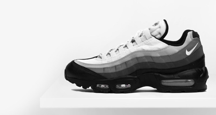 "Nike Air Max 95 Essential ""Grey""    Available Now 3aa9b0bcf0e0"