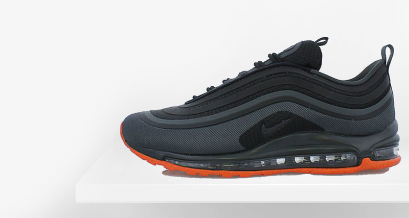 air max 97 ultra black and orange