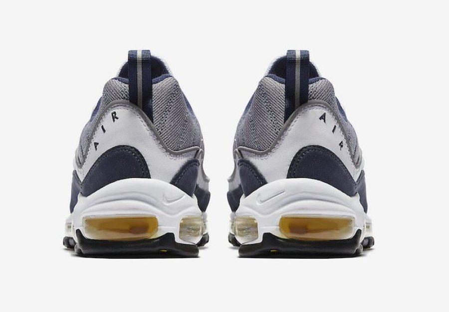 Nike Air Max 98 Tour Yellow/Midnight Navy