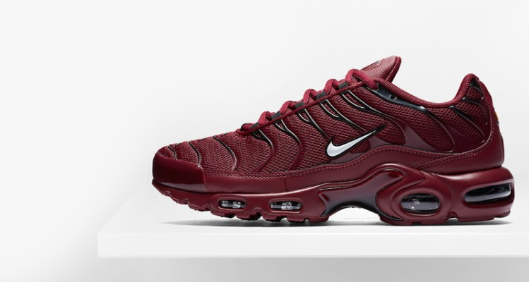 "Nike Air Max Plus ""Team Red"" Coming Soon ... 043886a0f"