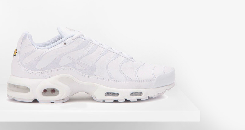 99d5887aad4b Nike Air Max Plus TN 2018 Royal Blue White Men s Trainers Running Shoes
