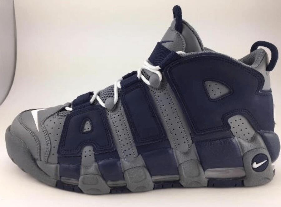 "Nike Air More Uptempo ""Hoyas"""