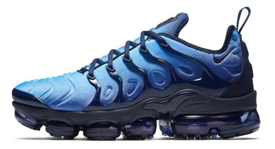 "detailed look 9600f 44d59 Nike Air VaporMax Plus ""Photo Blue"" ..."