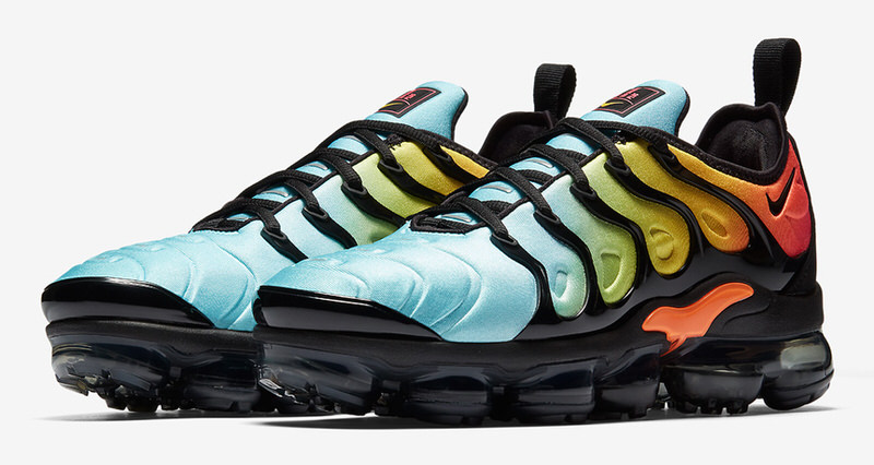 "9c5f2b663ca1 Nike Air VaporMax Plus ""Tropical Sunset"" Lands Next Week"
