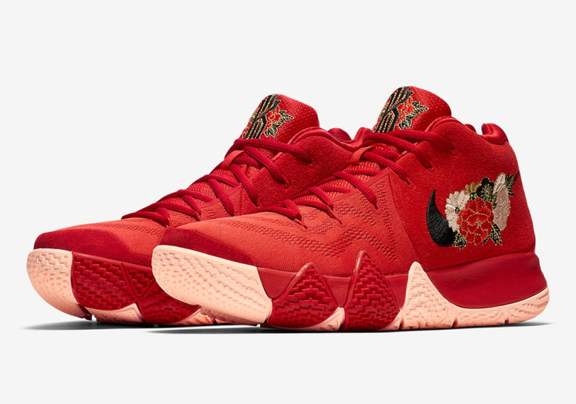"7f6dbc88aa7a Nike Kyrie 4 ""Chinese New Year""    Release Date"