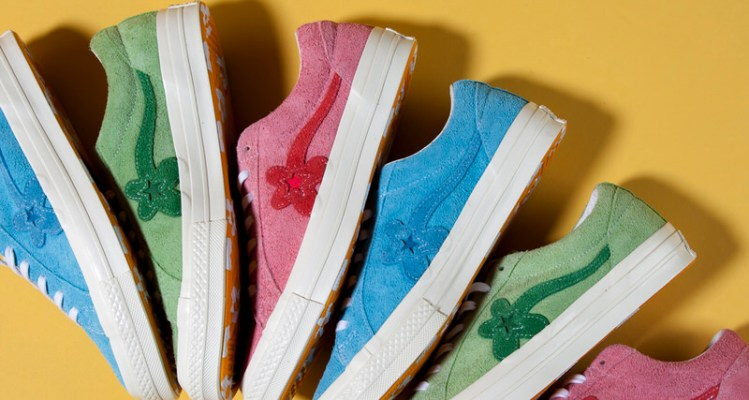 Tyler, The Creator x Converse One Star Collection