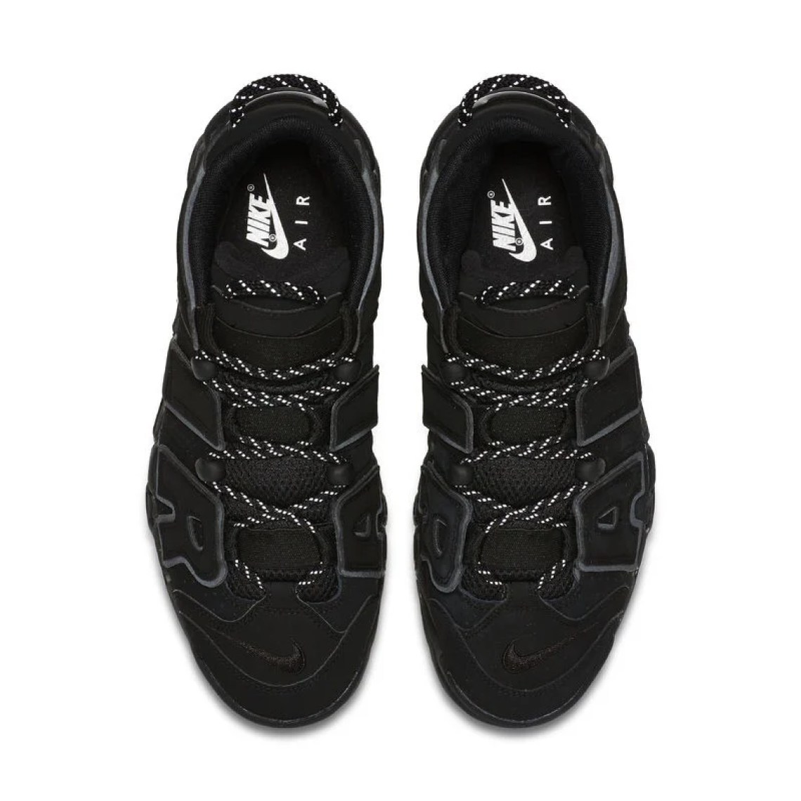"Nike Air More Uptempo ""Black Reflective"""