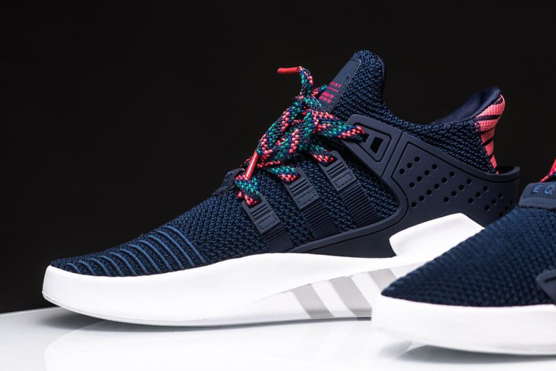 "low priced 6c4b1 9c80c ... Best Wholesaler ... adidas EQT Basketball ADV ""NavyReal Coral"" .. ..."