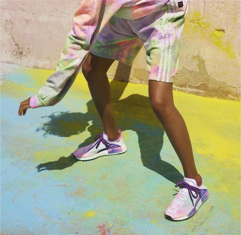 adidas Pharrell Williams Hu Holi NMD MC Shoes Multi | adidas Australia