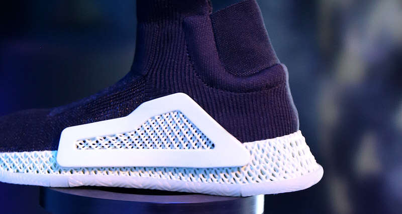 new style 703b3 27d34 Adidas Previews 4D Basketball Exploration at 747 Warehouse St