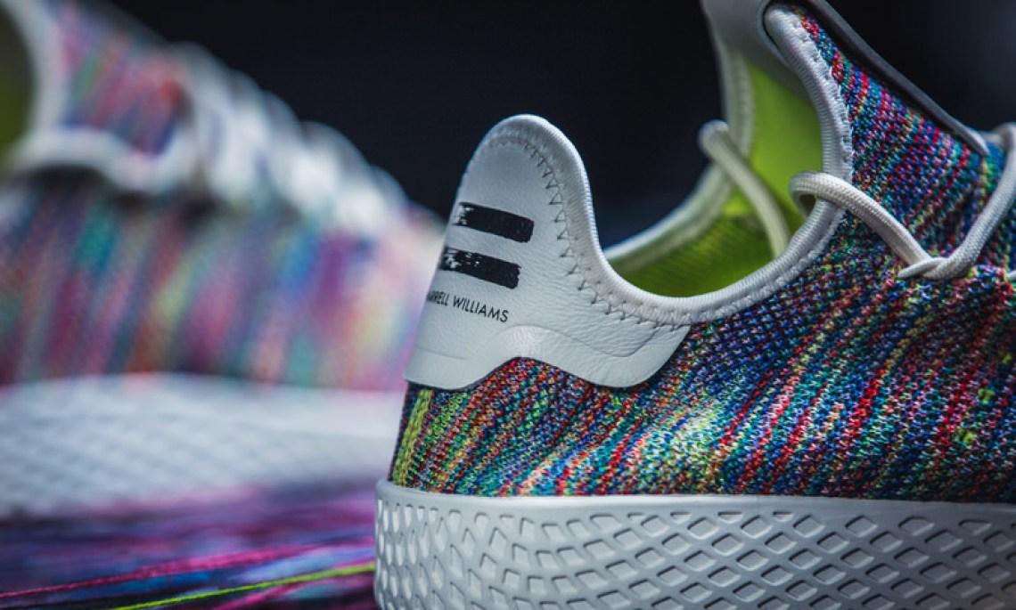 16d37f940 Pharrell Williams x adidas Tennis Hu