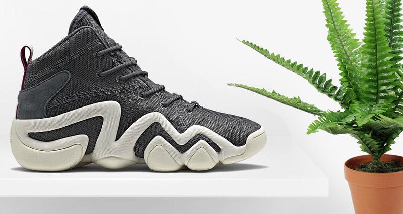 adidas Crazy 8 ADV Grey White    Release Date  ffedde843