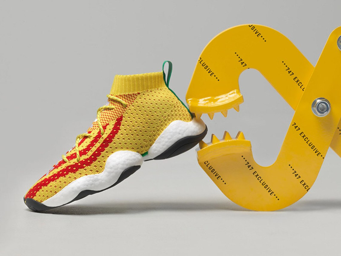 official photos 8a13b d217b Adidas Crazy BYW PW by Pharrell Williams