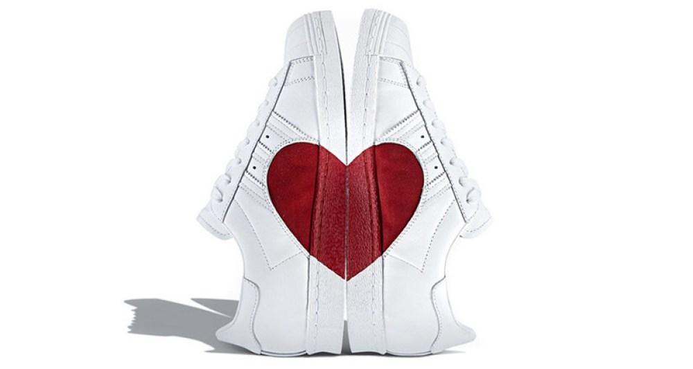 """adidas Superstar """"Valentine's Day"""""""