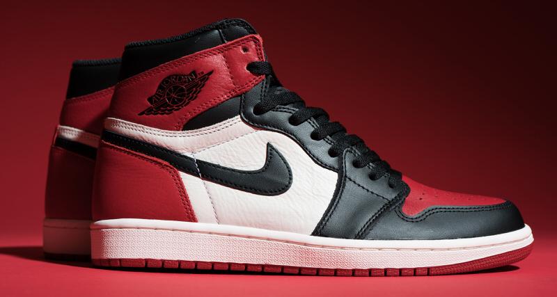 """Air Jordan 1 """"Bred Toe""""    Another Look  910cae36a"""