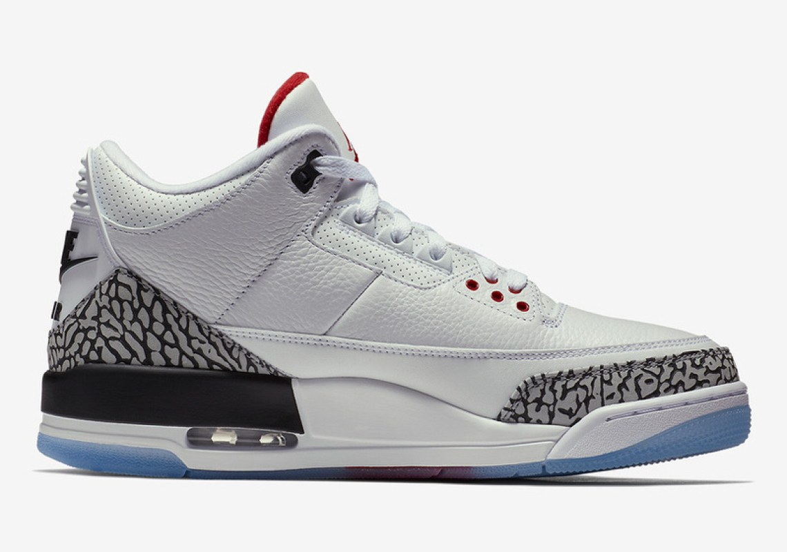 "promo code dcc9e 8868b Air Jordan 3 ""Free Throw Line"" ..."