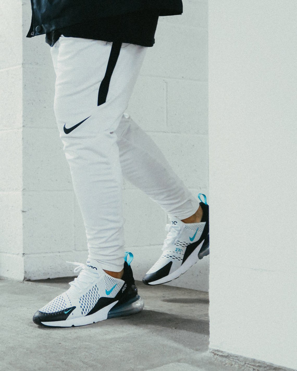 Nike Air Max 270 Quot Dusty Cactus Quot On Foot Look Nice Kicks
